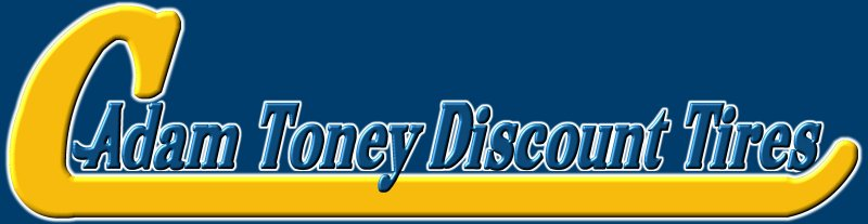 C. Adam Toney Discount Tires
